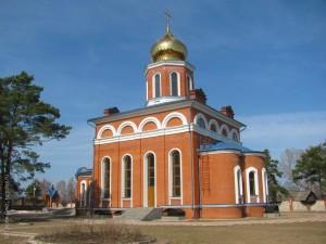 христорождественская церковь в лашме